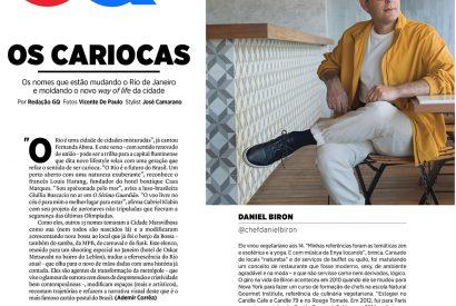 GQ Magazine – Os cariocas